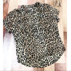 Chico's Leopard Top